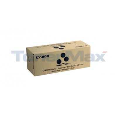 CANON CLC-700 COPIER STARTER BLACK